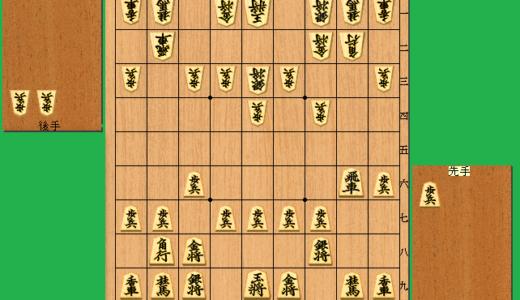第67回NHK杯 1回戦第4局 解説記 ~序盤編~