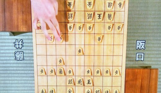 第69回NHK杯 阪口悟六段VS藤井聡太七段戦の解説記