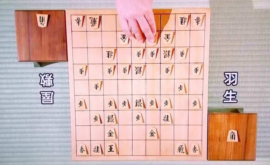NHK杯 羽生善治