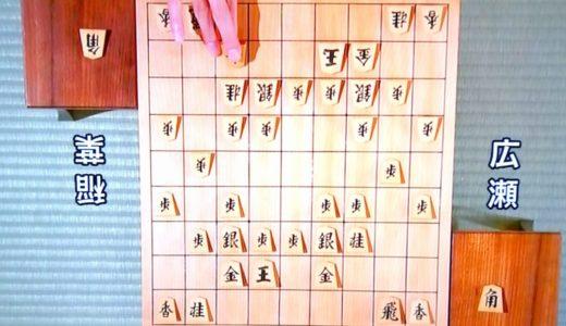 第69回NHK杯 広瀬章人八段VS稲葉陽八段戦の解説記