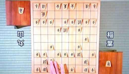 第69回NHK杯 稲葉陽八段VS丸山忠久九段戦の解説記