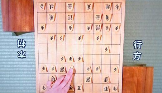 第69回NHK杯 行方尚史九段VS木村一基王位戦の解説記